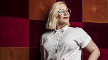 Creative producer Amy Harris has executed Darlinghurst Theatre Company's gender policy.