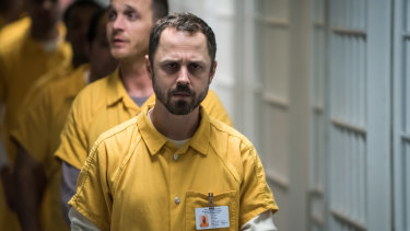 Giovanni Ribisi has a lead role in Amazon's Sneaky Pete.