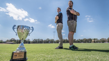 Weston Creek Molonglo are defending their title while Queanbeyan are looking for their first John Gallop Cup since 2016.