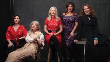 Rachel Gaudry,  Wendy Matthews, Kate Miller-Heidke, Ella Hooper and  Kristin Berardi will join forces for Both Sides Now.