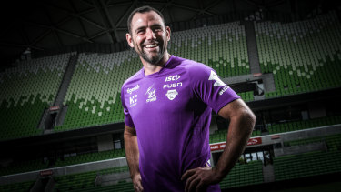 Storm skipper Cameron Smith has plans to soldier on past 2019.