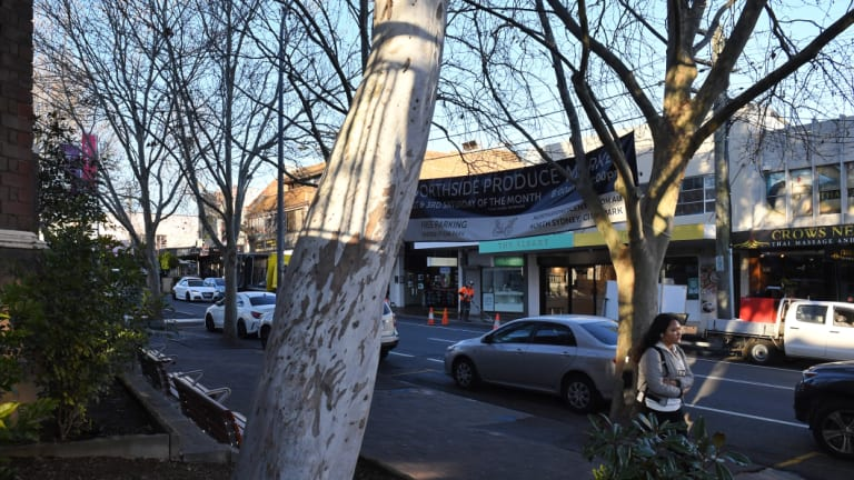 The draft plan aims to protect Willoughby Road, Crows Nest, from more over-shadowing