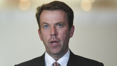 Education Minister Dan Tehan is said to make a mean cocktail known as the Long Island iced tea-han.