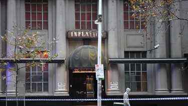 Inflation nightclub