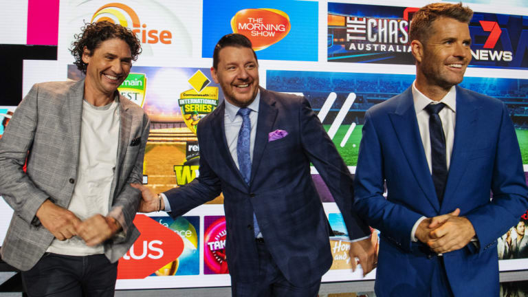 Colin Fassnidge, Manu Feildel and Pete Evans will be back for a 10th season of My Kitchen Rules.