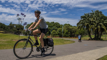 City of Sydney Council will prioritise completing cycling routes around Central station and Prince Alfred Park in Redfern.