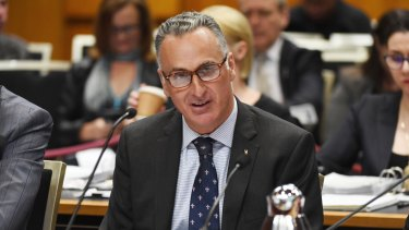Government MP John Sidoti stepped down from the front bench in September.