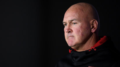 Gould gave Dragons a dire warning months ago but crash came in a flash