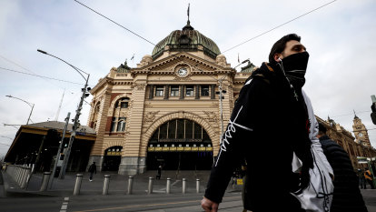 Melbourne staggers into next phase of coronavirus pandemic