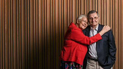 When John Roth was diagnosed with Alzheimer's, he and his wife Cathy were devastated – but also determined to make a difference