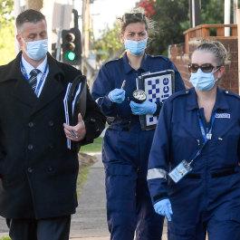 Homicide squad investigating woman's death in Richmond