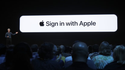 Whatever happened to Sign in with Apple?