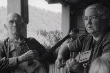 <iCountry Music>: Mr and Mrs John Sams in Hazard, Kentucky,  in 1959.