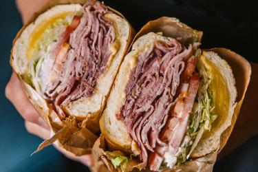 Harvey's Hot Sandwiches, Parramatta.
