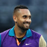 'Strawberries and chill': Kyrgios embraces Wimbledon return, will play doubles with Venus Williams