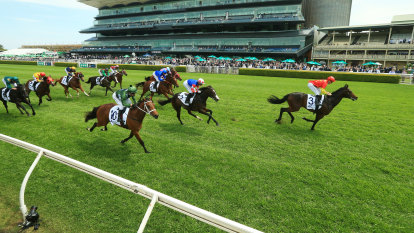 Snowden's confidence firms as Randwick track dries out