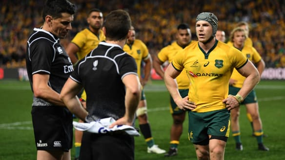 World Rugby on notice as rivals agree officials are off the mark