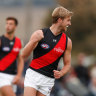 Essendon too good but Jack Steven impressive for the Cats