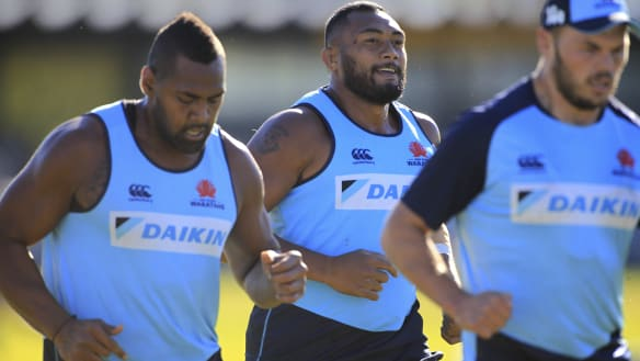 'His tooth was in his mouthguard': Tahs to call on spirit of 2014 to ambush Chiefs