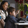 The 'impossible' juggle: Parents spent 14 hours a week on home learning