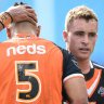 'Anything can happen': Tigers still in hunt as Hetherington binned again
