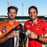 Swans, Giants: an AFL success story in the game's toughest market