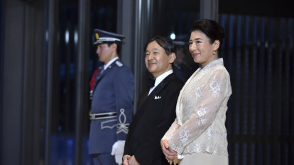 'More like us': Japan's new imperial couple puts relaxed face on monarchy