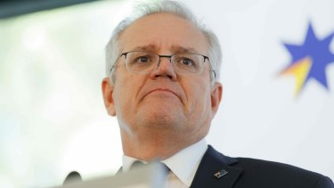 Scott Morrison now believes mass vaccination hubs could be the key to the vaccine rollout.