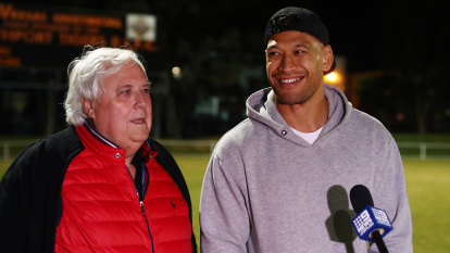 Folau takes out Supreme Court injunction against QRL