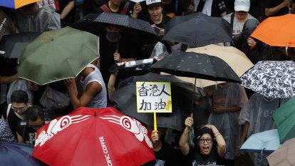 Halting trade won't help 'anyone': business leaders warn on Hong Kong