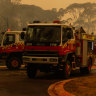 South Coast holidaymakers may be trapped by escalating fires as conditions worsen