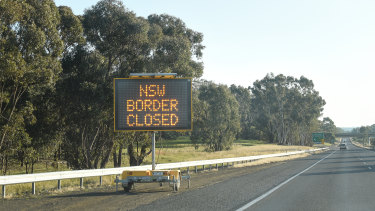 Closed borders are going to make harvesting very difficult if workers cannot travel to where the ripe produce is.