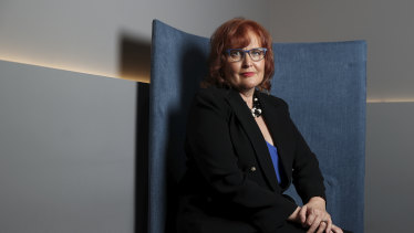 """Royal Australian College of General Practitioners president Karen Price, who is also a Melbourne GP, said waiting lists even for general psychologists were a """"huge problem""""."""