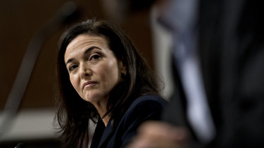 Facebook COO Sheryl Sandberg has stayed out of the spotlight since Zuckerberg stepped up.