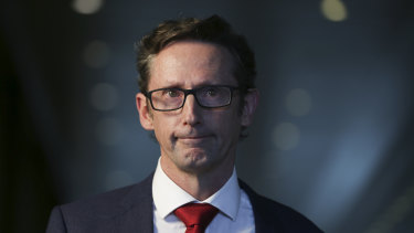 """Labor's Stephen Jones: """"The purpose of superannuation is to provide financial security and a dignified standard of living for Australians in retirement."""""""