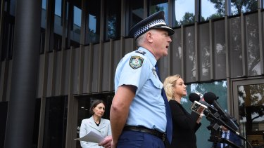 NSW Police Commissioner Mick Fuller said police will be patrolling back roads and caravan parks to ensure people are adhering to social distancing measures.