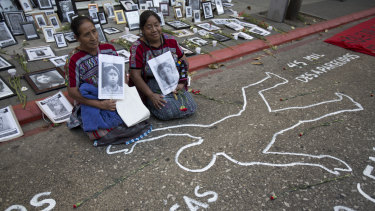 Impoverished Central American countries such as Guatemala are ravaged by violent crime, leading many to try to escape to the United States.