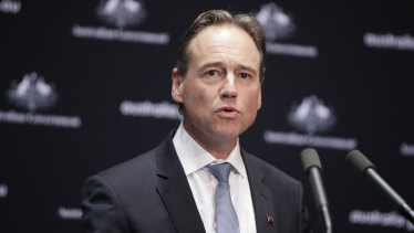 Health Minister Greg Hunt is promising more help for medical students to be able to identify mental health problems.