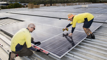 While the Victorian government still has much to do on climate, there is no doubt its household solar program is smart politics.