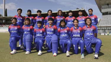 Thailand claimed one of just two qualifying spots for the T20 World Cup.