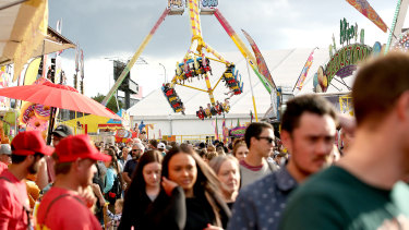 The Ekka has been cancelled for the third time in its 143-year history.