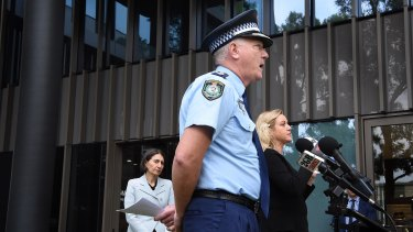 Tough decisions: Police Commissioner Mick Fuller has to make the calls on what is allowed under the new rules.