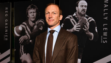 Darren Lockyer was a champion on the field for Brisbane, but do his skills translate to the boardroom?