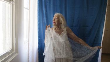 Eileen Kramer, 104-year-old ballerina.