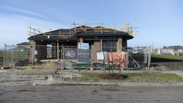 HomeBuilder grants and record low interest rates have seen a surge in new dwellings being built.