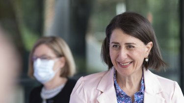 Premier Gladys Berejiklian has pleaded with the other states to consult NSW before closing borders.
