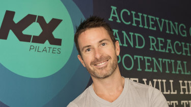 Aaron Smith is the owner of KX Pilates.
