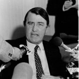 """""""A little angry."""" Neville Wran"""