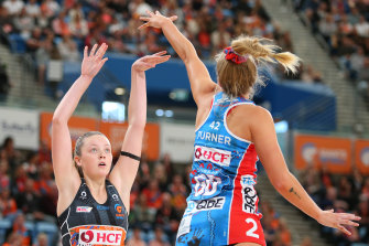 The Swifts and Giants have spent the last three weeks moving across the country.
