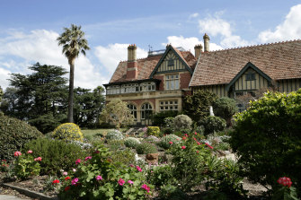 Sale of the mansion and grounds could raise as much as $18 million.